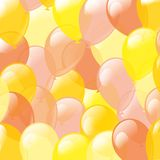 Esferas da cor Fotografia de Stock