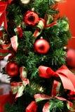 Esferas de Chrismas/decoração do Natal Foto de Stock Royalty Free