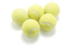Esferas de tênis Imagem de Stock