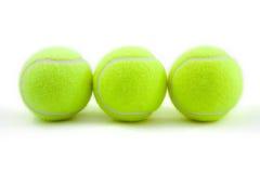 Esferas de Tenis Fotografia de Stock Royalty Free