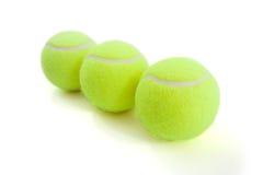 Esferas de Tenis Imagens de Stock Royalty Free