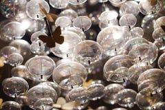 Esferas de vidro Imagem de Stock Royalty Free
