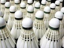 Esferas do Badminton Fotos de Stock Royalty Free