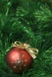 Esferas do Natal. Fotos de Stock
