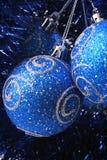 Esferas do Natal Imagens de Stock Royalty Free