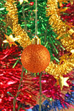 Esferas do Natal Foto de Stock Royalty Free