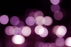Esferas do Natal que refletem Foto de Stock
