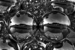 Esferas mágicas Fotografia de Stock Royalty Free
