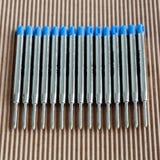Esferográfica dos cartuchos Foto de Stock