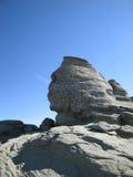 Esfinge de Bucegi Imagen de archivo libre de regalías