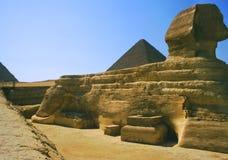 Esfinge de Giza Foto de archivo libre de regalías