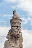 Esfinge na terraplenagem de Neva River, St Petersburg imagens de stock royalty free