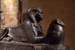 ESFINGE Ramses II Imagen de archivo libre de regalías