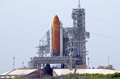 Esforço da canela de espaço da NASA, STS-127 Fotos de Stock