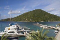 Esfregue a ilha Imagem de Stock Royalty Free