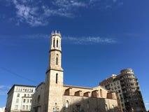 Església De Sant agustà Zdjęcie Royalty Free