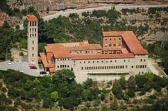 Església de Sant Benet de Montserrat (Marganell) Royalty Free Stock Images