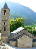 Esglesia de Sant Joan, Boi (Lérida) Image libre de droits
