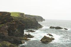 Eshaness Cliffs, Shetlands Royalty Free Stock Image