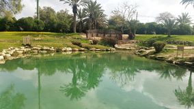 Eshkol Park Stock Photo