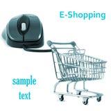 Eshopping Image stock