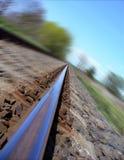 Esigenza del treno Fotografie Stock