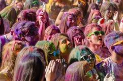 ESKÄ°SEHÄ°R, TURKEY-OCTOBER 1,2016: Giovane pubblico t partecipante immagini stock