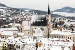 Český Krumlov Stock Images