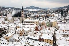 Český Krumlov Royalty Free Stock Photo