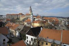 Český Krumlov in the Czech Republic Royalty Free Stock Images