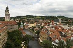 Český Krumlov, Czech Republic Royalty Free Stock Image