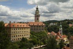 Český Krumlov, Czech Republic Stock Photos
