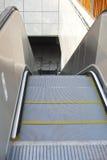 eskalator Obrazy Stock
