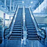Eskalator Fotografia Royalty Free