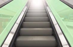 Eskalator Zdjęcie Stock