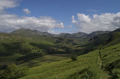 Eskdale, The Lake District Royalty Free Stock Photography