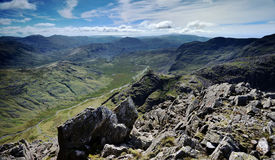 The Eskdale Valley Stock Images