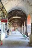Eski Ipek Han dans la ville de Brousse, Turquie Image stock
