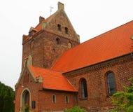 Eskilstrup Kirke Foto de archivo libre de regalías