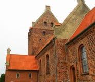 Eskilstrup Kirke Fotos de archivo libres de regalías