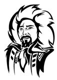 Eskimo man Royalty Free Stock Photography