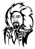 Eskimoski mężczyzna Fotografia Royalty Free