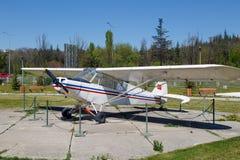 Eskisehir-Luftfahrt-Museum Lizenzfreie Stockfotografie