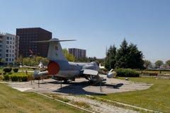 Eskisehir-Luftfahrt-Museum Lizenzfreies Stockfoto