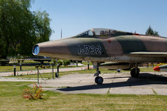 Eskisehir-Luftfahrt-Museum Stockfotos
