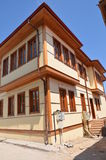 Eskisehir old turkish house. Odun pazari turkish house Stock Photos