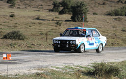 Eskisehir Rally 2016 Stock Image