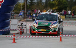 Eskisehir Rally 2016 Stock Photos
