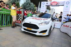 Eskisehir Rally 2016 Royalty Free Stock Photos