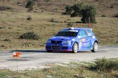 Eskisehir Rally 2016 Stock Photo